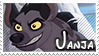 Janja stamp by svartmoon