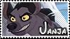 Janja stamp by svartmoon