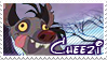 Cheezi stamp by svartmoon