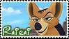 Rairai stamp by svartmoon