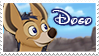Dogo stamp by svartmoon