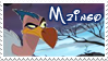 Mzingo stamp by svartmoon