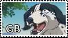 GB stamp by svartmoon