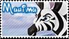 Muhimu stamp by svartmoon