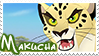 Makucha stamp by svartmoon
