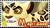 Mapigano stamp by svartmoon