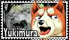 Yukimura stamp by svartmoon