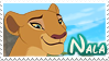 Nala stamp by svartmoon