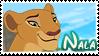 Nala stamp by svartmoon