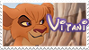 Vitani stamp by svartmoon