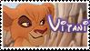 Vitani stamp by svartmoon