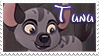 Tunu stamp by svartmoon