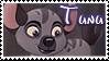 Tunu stamp by svartmoon