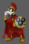 Goofy the Roman Centurion