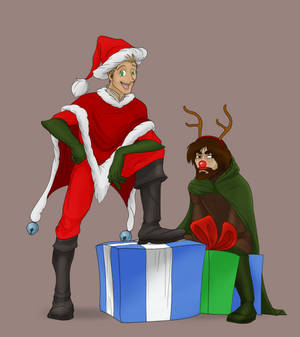 Merry Fellows