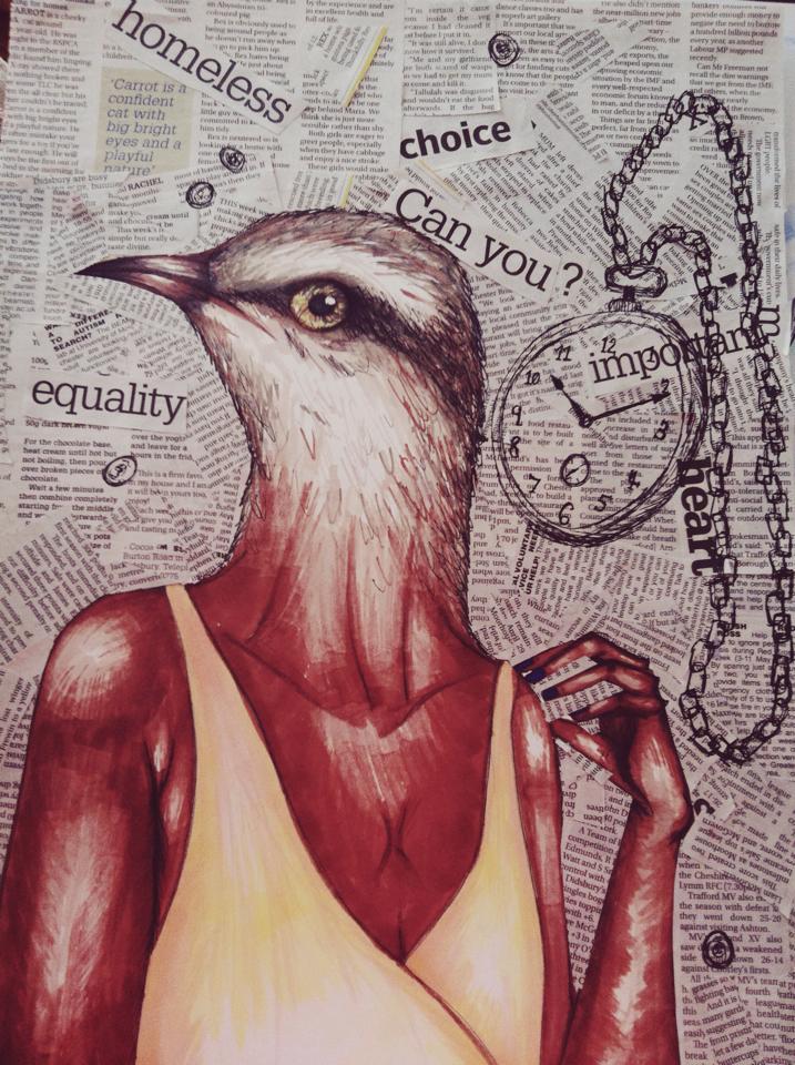 Mockingbird by onlyhopeformeismcr