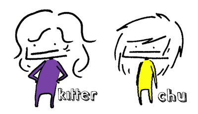 kitter dinner y chubucket by hymenbreakers