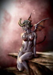 Succubus 01 - Final by RahByte