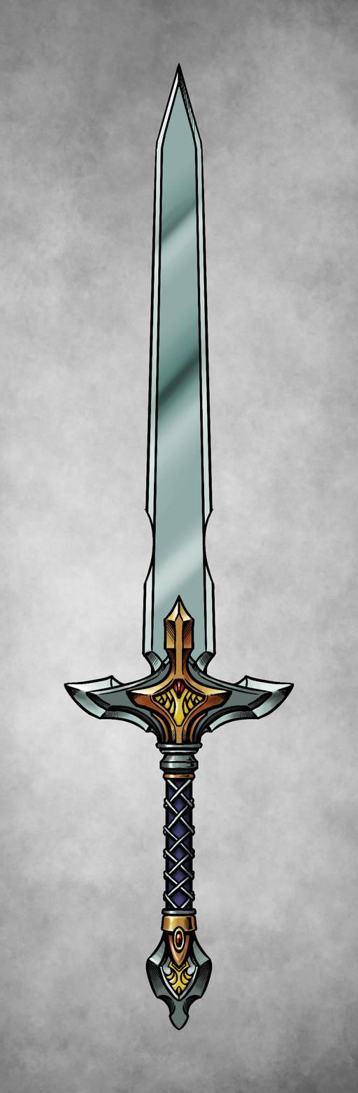 Sword Concept - Color