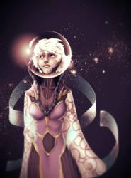 Space Girl 02 - Diplomate