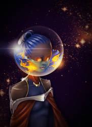 Space Girl 03 - Future Fashion