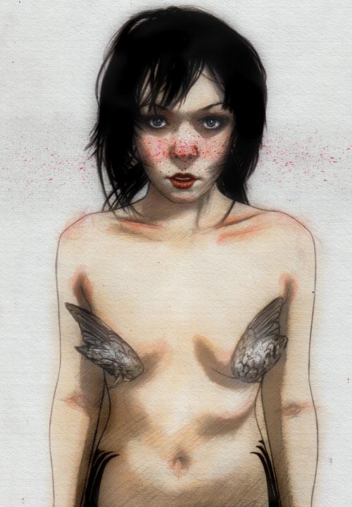 apnea_paint_07 by itsajackal