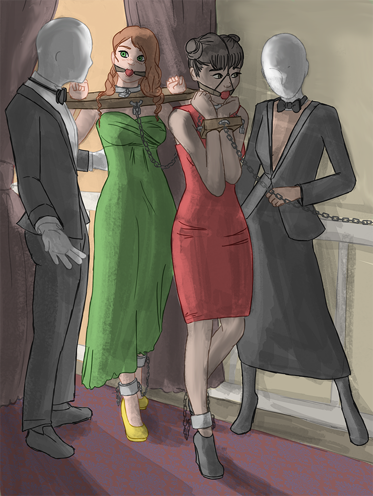 Wippity WIP - the party by Caregan