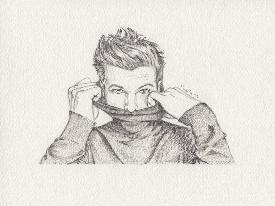 Louis Tomlinson - One direction by Minelaaa
