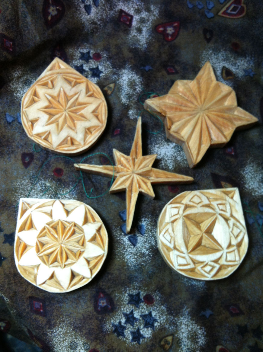 Chip carved ornaments by uroscion on deviantart