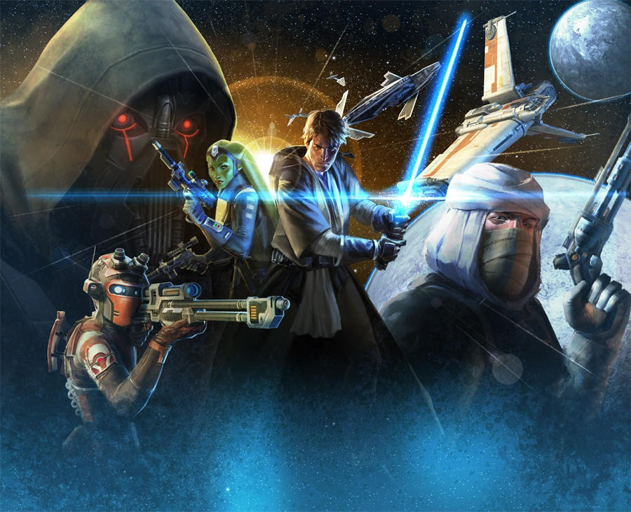 SWTOR by killersquirrelz