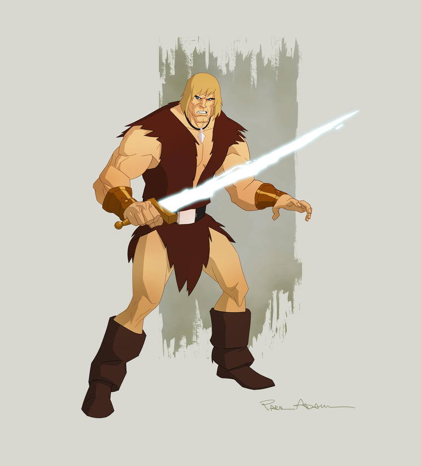 Thundarr by killersquirrelz