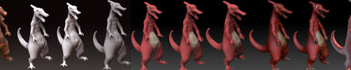 Charmeleon Process by Afrodiet