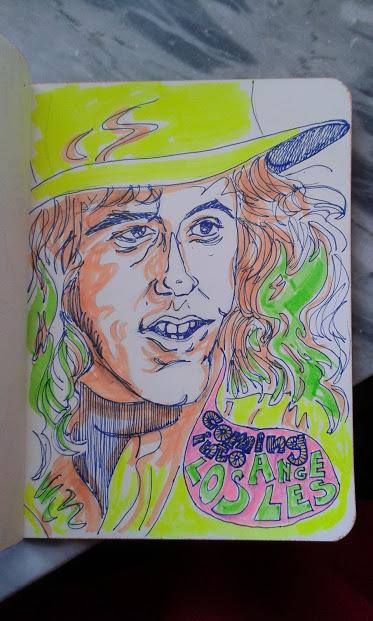 Arlo Guthrie by ErmengardaElbereth