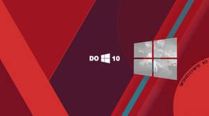 Windows 10 Wallpaper Material Funky