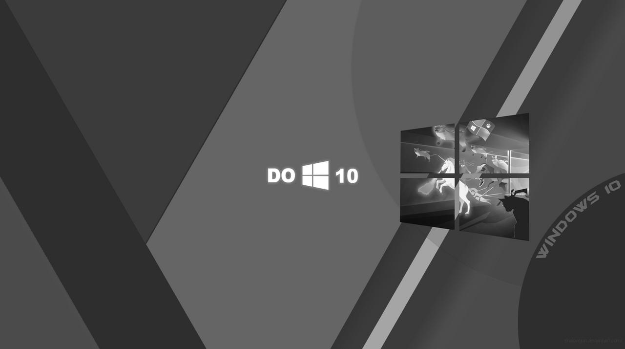 Windows 10 Wallpaper Material Grey By Zhalovejun On DeviantArt