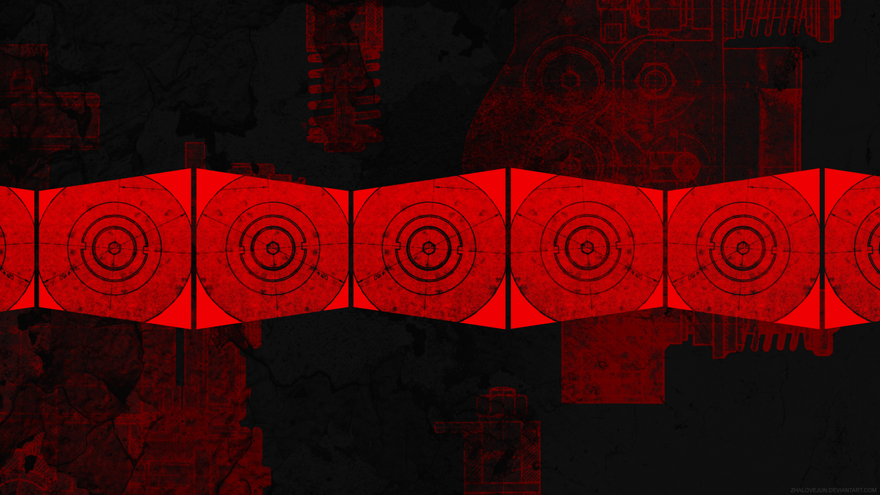 Artech Wallpaper Red by zhalovejun