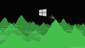 Windows Mountain Green
