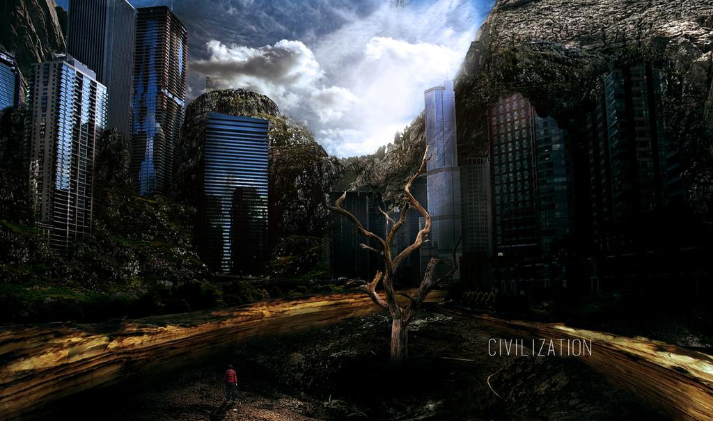 Civilization by xLocky
