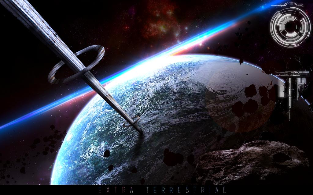 Extra Terrestrial by xLocky