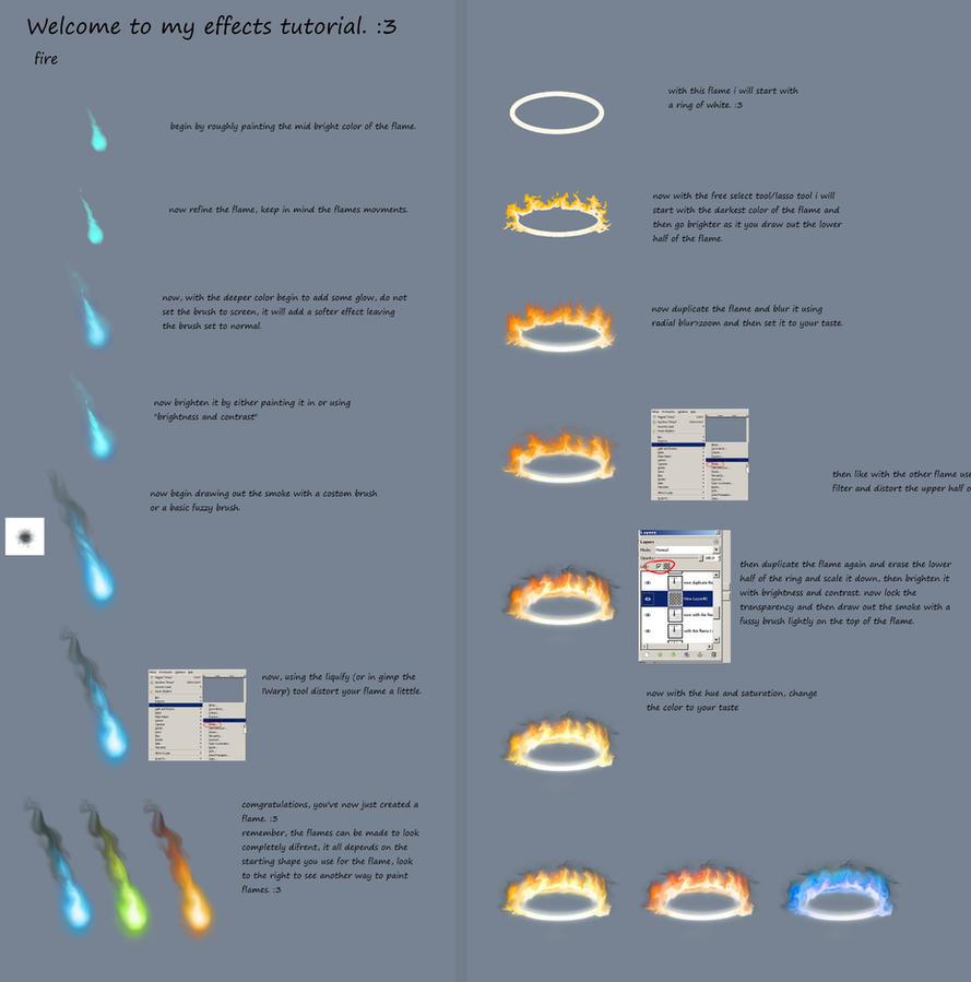 fire tutorial new version by Foxbat-Sullavin