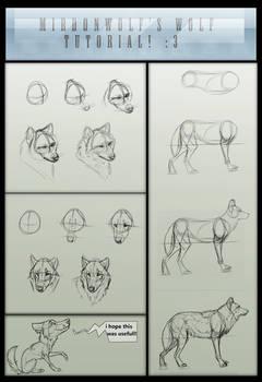 Mirdonwolf's basic wolf tutorial