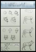 Mirdonwolf's basic wolf tutorial by MangoBirdy
