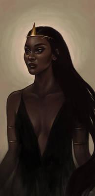 Nehemia | Princess of Eyllwe
