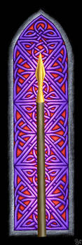 Spear of Lugh Lamhfada by Kittenpants