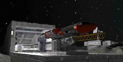 Hawk-hangar