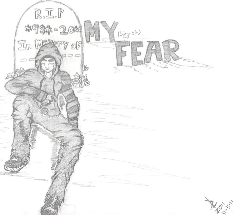 My Fear by BladenCross13