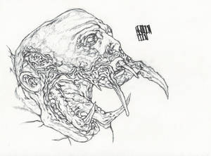Dead Space : Necromorphosis - Traditional