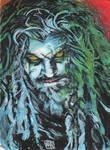 Portrait : Rob Zombie - Traditional