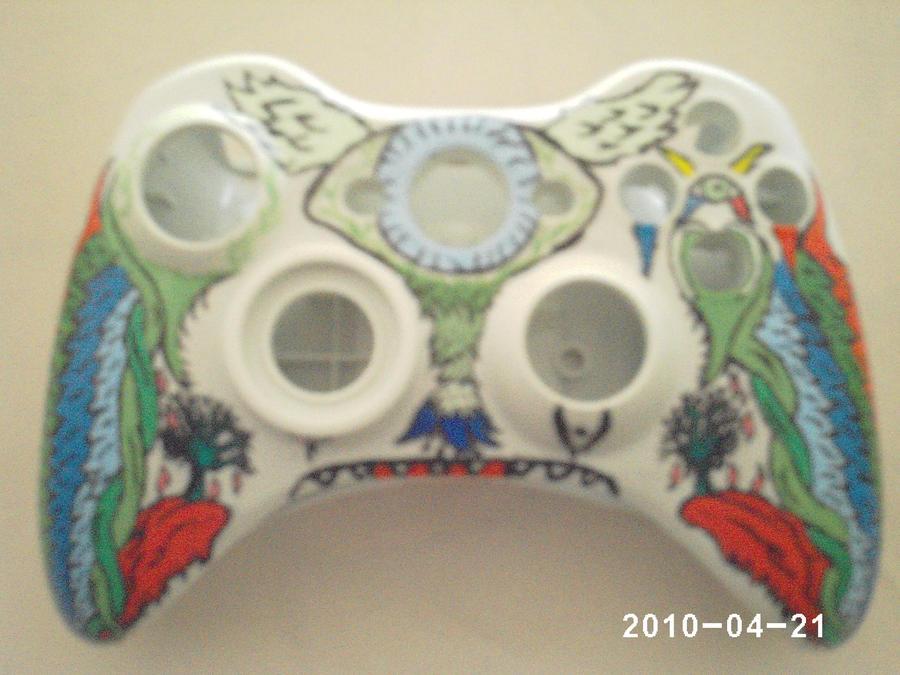 xbox 360 controller design by Sub-corridorXbox 360 Controller Designs