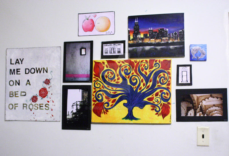 Gallery Wall by Dhria